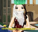 Arabian Princess Dress Up Styl
