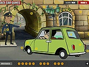 Mr. Bean Hidden Car Tires