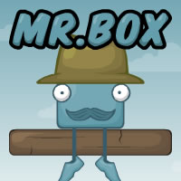 Mr.Box in Hat