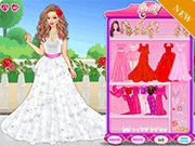 Princess Rose Dressup