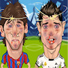 Slapthon Ronaldo vs Messi